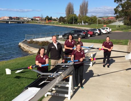 ULV Rowing Club - sweep oars